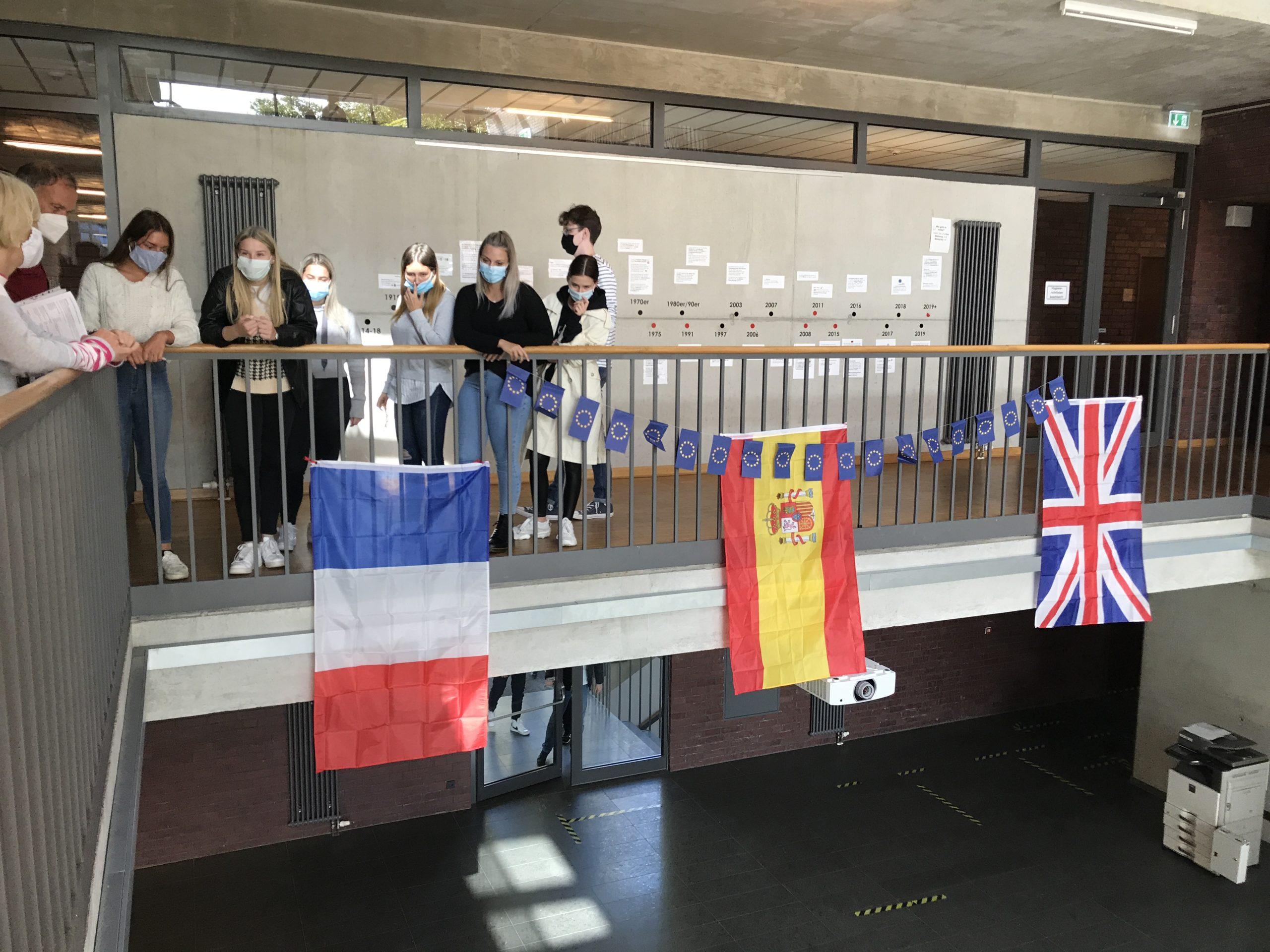 Europäischer Tagd der Fremdsprachen